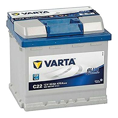 Batteria VARTA in piombo 12 V 52 Ah