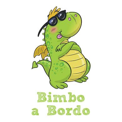 Sticker Bimbo a bordo 15x31 cm