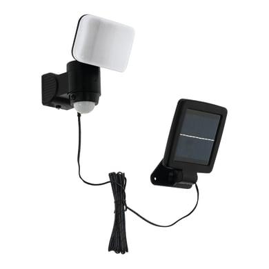 Proiettore solare Casabas LED integrato nero 230LM IP44 EGLO