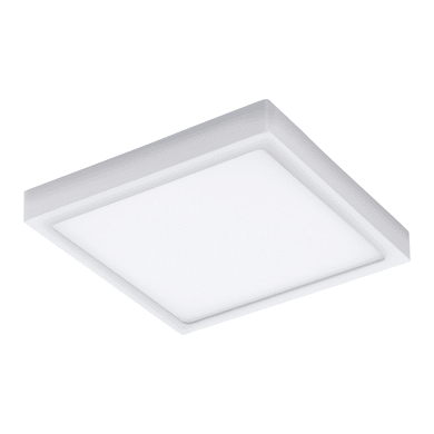 Plafoniera Argolis LED integrato in alluminio, bianco, 22W 2600LM IP44 EGLO