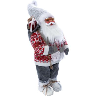 Figura natalizia multicolore L 38 x P 23 x H 89 cm