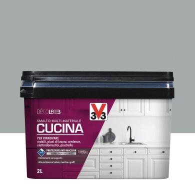 Smalto mobile cucina V33 2 l cemento