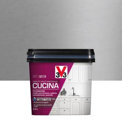 Smalto mobile cucina V33 0.75 l inox