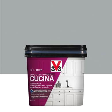 Smalto mobile cucina V33 0.75 l cemento
