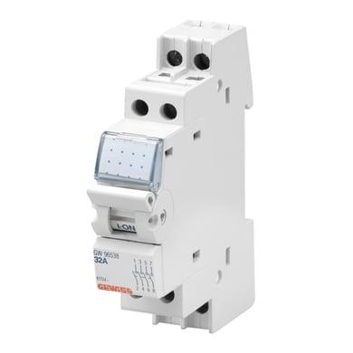 Sezionatore GEWISS GW96533 2 poli 16A 1 modulo 230V