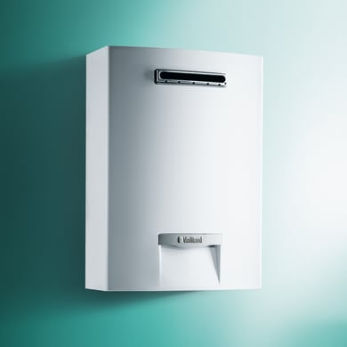 Scaldabagno a gas gpl VAILLANT OutsideMag 17 l/min