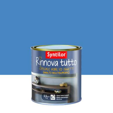 Smalto mobile cucina SYNTILOR 0.5 l blu indaco
