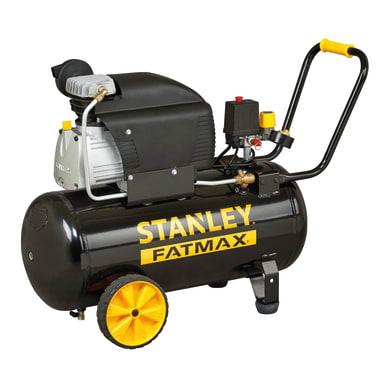 Compressore ad olio STANLEY FATMAX 2.5 hp 10 bar 50 L
