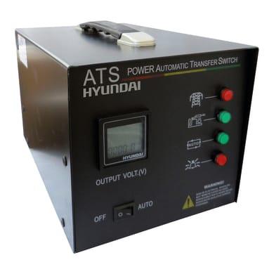 Quadro di intervento automatico HYUNDAI
