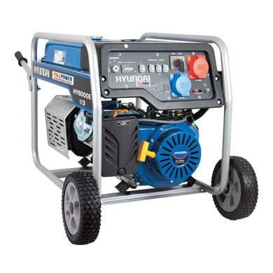 Generatore di corrente HYUNDAI H 65018 AE FP 8500 W