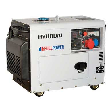 Generatore di corrente HYUNDAI Full Power 6000 W
