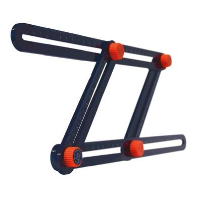Strumento per la posa delle piastrelle in diagonale SMARTOOL L 30 cm