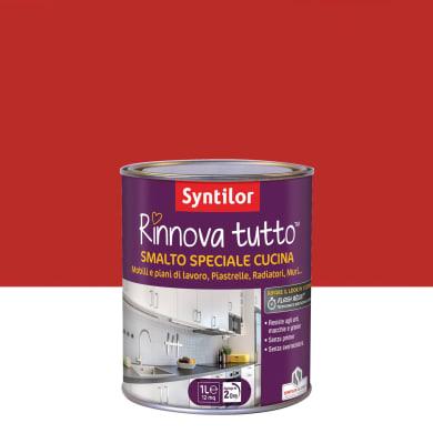 Smalto mobile cucina SYNTILOR 1 l rosso