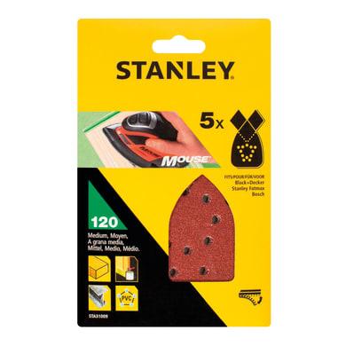 Pattino abrasivo STANLEY grana 60