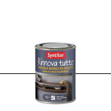 Smalto mobile cucina SYNTILOR 0.25 l bianco meringa