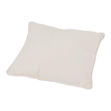 Cuscino da esterno MARJORIE ecru 40 x 40 x Sp 8 cm