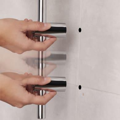 Saliscendi per doccia SENSEA Bora 3 getti