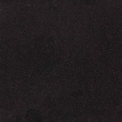 Piano cucina su misura in quarzo composito Imperiale nero , spessore 3 cm