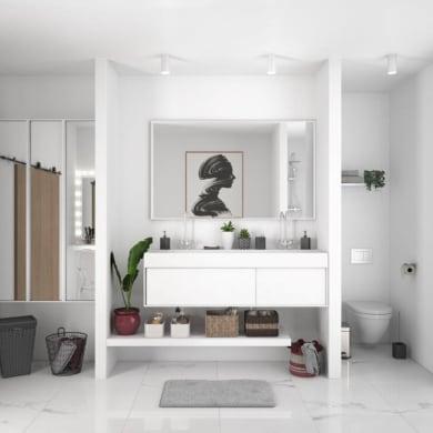 Mobile bagno Neo3 bianco L 120 cm