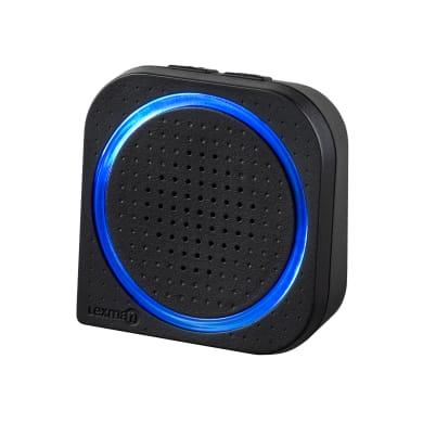 Campanello senza filo LEXMAN 309B wireless nero