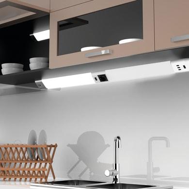 Reglette S/PEN LED integrato 83.5 cm 18W 1100LM IP20