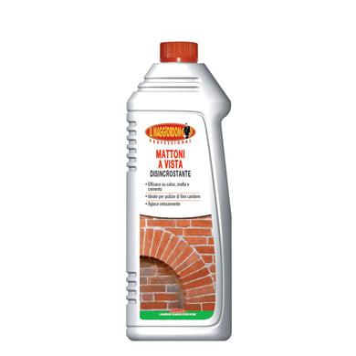 Detergente disincrostante Mattoni a vista liquido 1