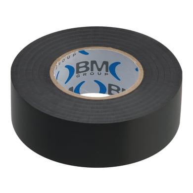 Nastro isolante BM 19 x 25000 mm x sp 0,15 mm nero