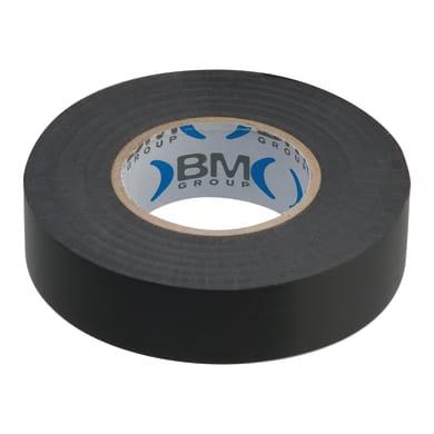 Nastro isolante BM 15 x 10000 mm x sp 0,15 mm nero