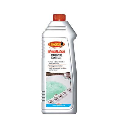 Detergente e sgrassatore MAGGIORDOMO Igienizzante per idromassaggio 1 L