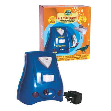 Repellente ad ultrasuoni per animali Ala Stop Sensor