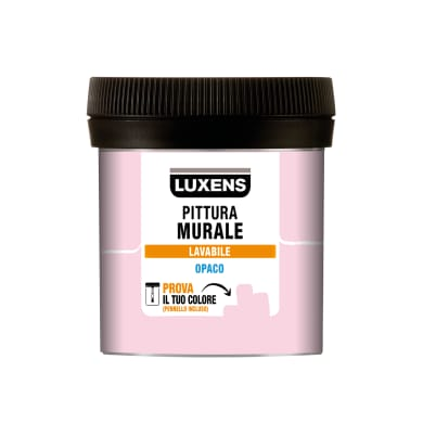 Pittura murale LUXENS 0,075 L rosa candy 6