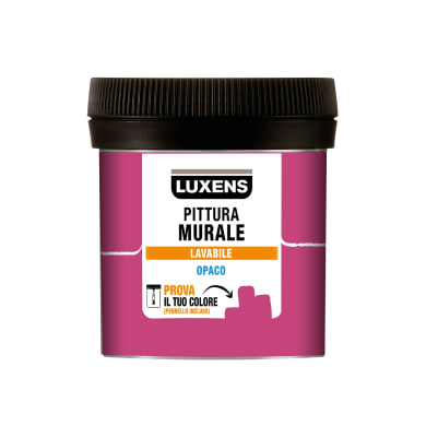 Pittura murale LUXENS 0,075 L rosa candy 3