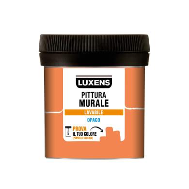 Pittura murale LUXENS 0,075 L arancio chili 5