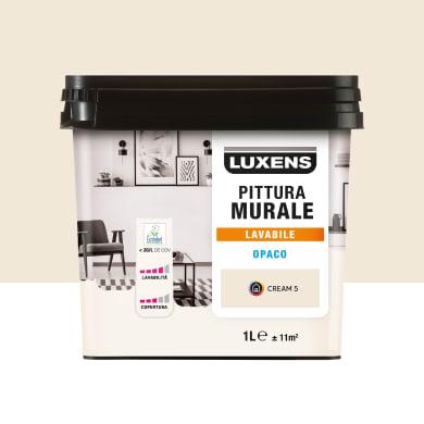 Pittura murale LUXENS 1 L beige cream 5
