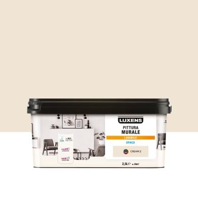Pittura murale LUXENS 2.5 L beige cream 2
