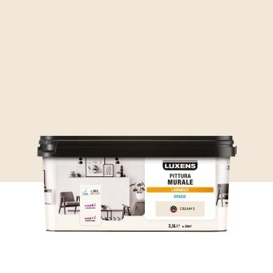 Pittura murale LUXENS 2.5 L beige cream 5