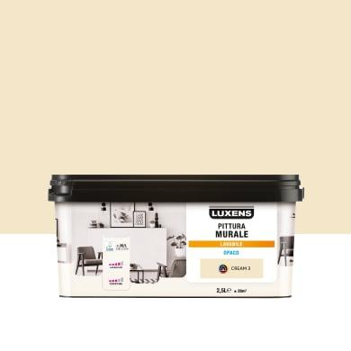 Pittura murale LUXENS 2.5 L beige cream 3