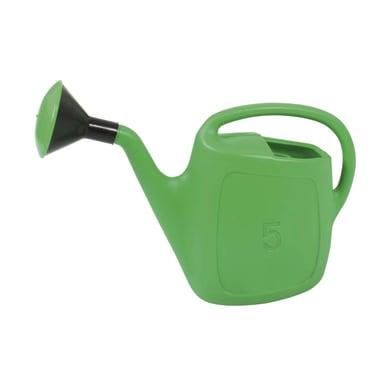 Annaffiatoio Verde in plastica 5 L