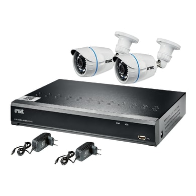 Kit di videosorveglianza a filo