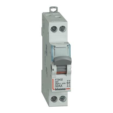 Sezionatore BTICINO SF72N34 2 poli 32A 6kA 1 modulo 400V