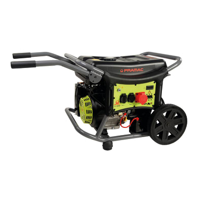 Generatore di corrente PRAMAC WX6250 ES 6000 W