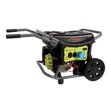 Generatore di corrente PRAMAC WX6200ES 5800 W