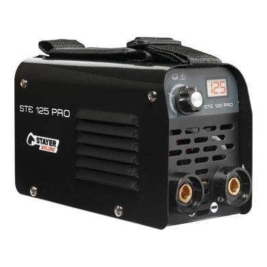 Saldatrice inverter STAYER STE-125 PRO 125A mma 125 A 3200 W