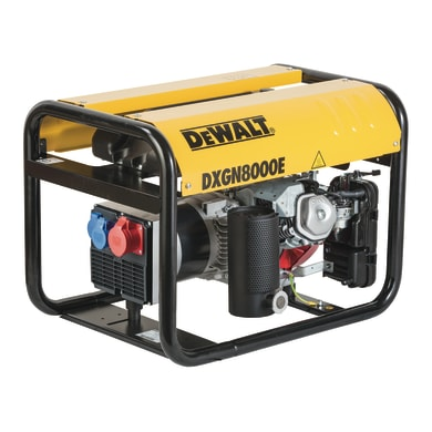 Generatore di corrente DEWALT 6300 W