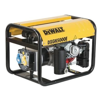 Generatore di corrente DEWALT 4400 W