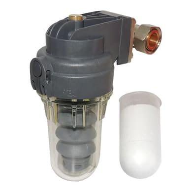 Filtro Sali polifosfati WATERMARKET per caldaia a condensazione