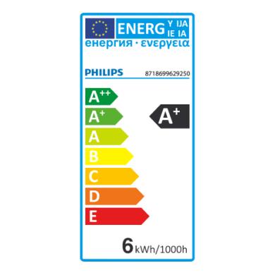 lampadina collegato LED colore cangiante GU10 6.5W = 350LM (equiv 5.7W) 43° PHILIPS HUE