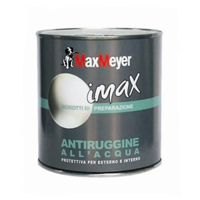 Primer MaxMeyer base acqua interno / esterno antiruggine IMAX 2.5 L
