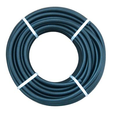 Tubo corrugato Ø 25 mm L 25 m Nero