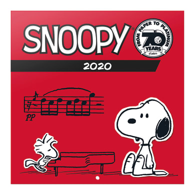Poster Snoopy 30x30 cm